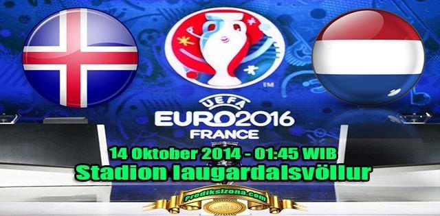 Prediksi Islandia vs Belanda 14 Oktober 2014, dan ini akan menjadi tugas besar untuk anak didik dari Guus Hiddink mencari nilai kemenangan.