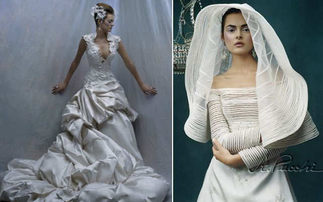 St. Pucchi Wedding Dresses | OMG I'm Getting Married UK Wedding Blog | UK Wedding Design and Inspiration for the fabulous and fashion forward bride to be.