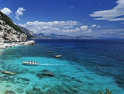 Cala Sisine in Ogliastra, Sardinia. Where nature offers the best of itself!