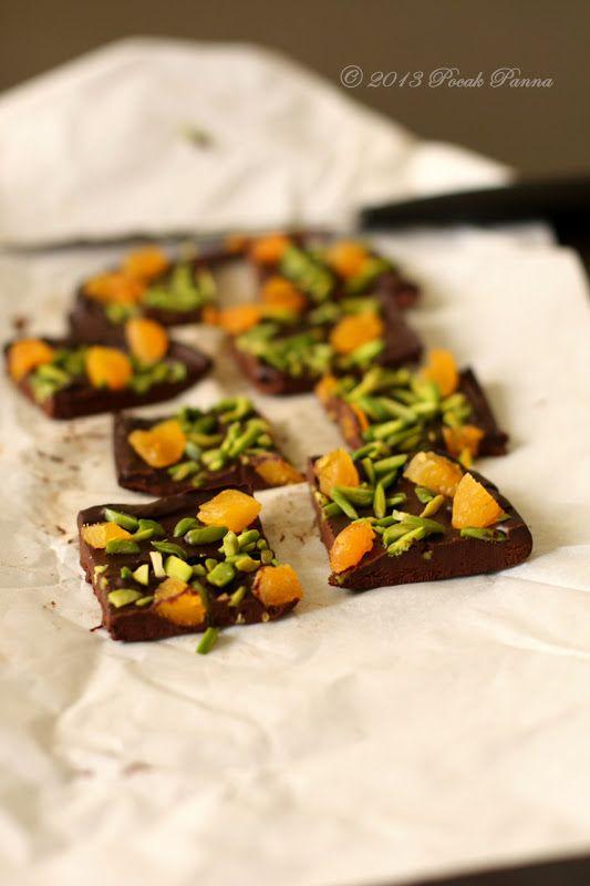 Paleoliscious: Paleo. Healthy. Delicious.: Paleo Chocolate Barks (paleo, vegan)
