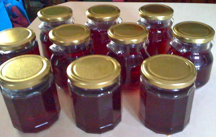 Homemade Strawberry Guava Jelly