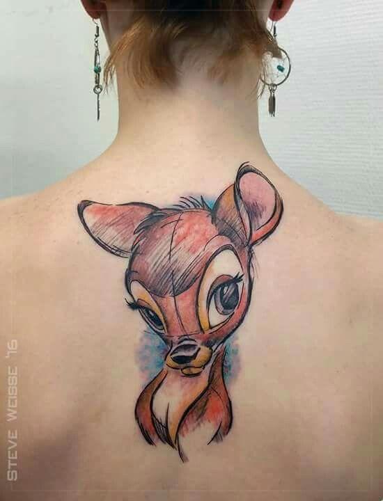 Bambi Tattoo Mehr
