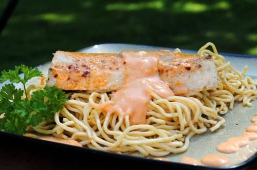 56 best australian food images on pinterest australian food aussie creamy fish forumfinder Gallery