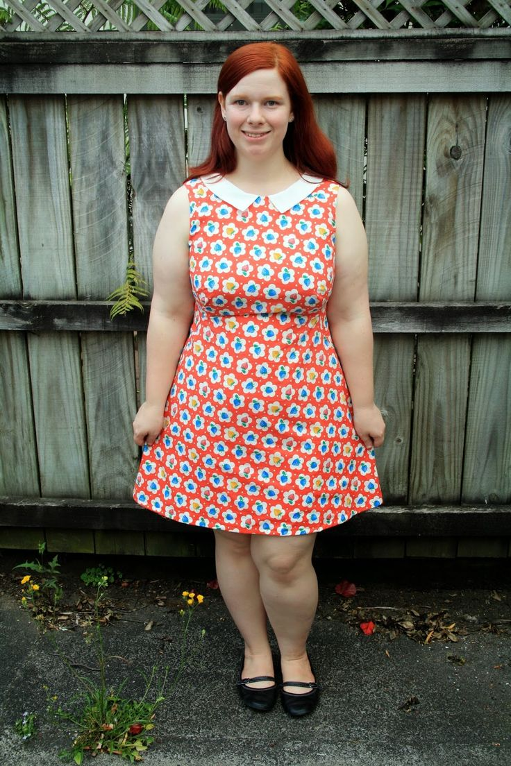 Strawberry Francoise dress