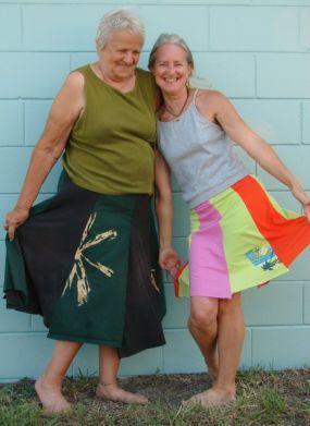 Я и моя мама пристрастились к этим юбкам!  Спасибо за интересную идею!  Мы так гордимся нашей 50-процентной юбкой!