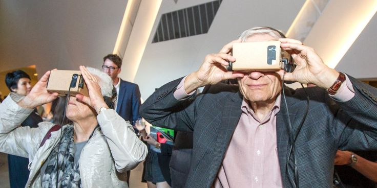 16 of the coolest apps for Cardboard, Google's DIY virtual reality headset - Business Insider
