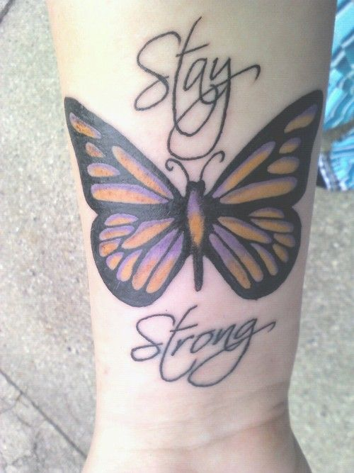 self injury recovery tattoos | ... Or Death So Its Inclusion Is Frequent In Biker Tattoo Designs Picture