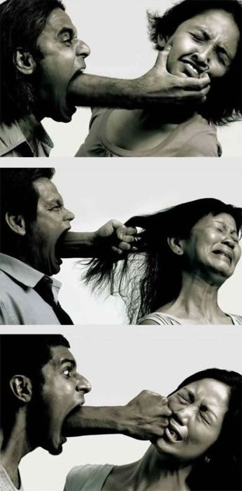 This is exactly how verbal abuse feels!