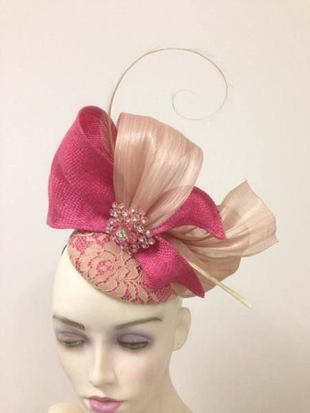 BY MILLINERY BY MISS LAUREN #millinery #hats #HatAcademy