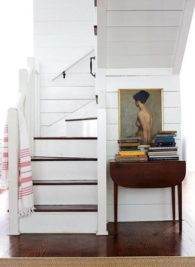 How to Style Awkward Nooks and Corners | Domino