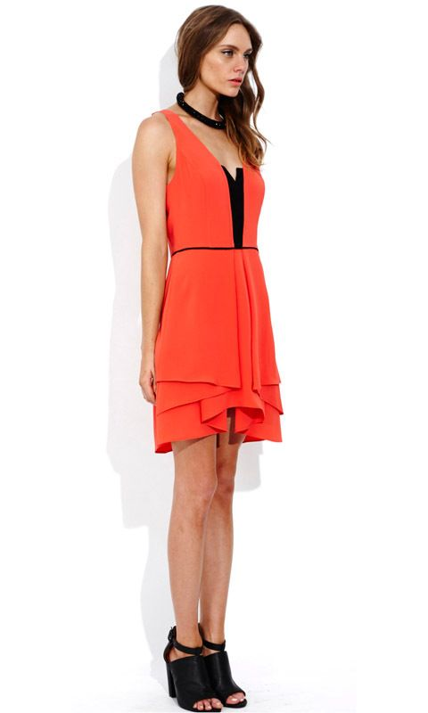 AlibiOnline - Tick Dress by WISH, $149.95 (http://www.alibionline.com.au/tick-dress-by-wish/)