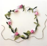 Blomster girlander