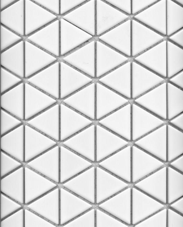 Ceramic Mosaic - Triangle - 76764