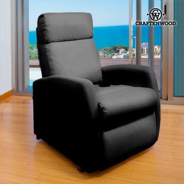 FAUTEUIL DE RELAXATION MASSANT CRAFTENWOOD COMPACT 6021  Ce   fauteuil de massage est parfait pour se reposer et se détendre en se faisant masser la zone des épaules, du dos, de l'assise et des jambes.  5 fonctions de massage 3 modes d'intensité 8 moteurs de vibration Fonction chaleur 3 positions de confort pour maximiser le repos Télécommande de massage avec panneau lumineux Design moderne et minimaliste avec une excellente finition Dispose de poche