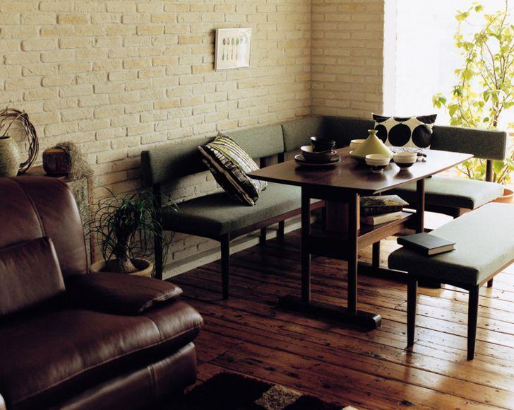 食事を囲んで会話を楽しむダイニング一覧 | ≪unico≫オンラインショップ:家具/インテリア/ソファ/ラグ等の販売。