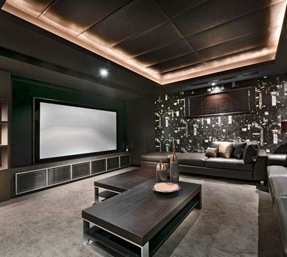 267 Best Home Theater Design Images On Pinterest   Cinema Room, Movie Rooms  And Architecture Part 41