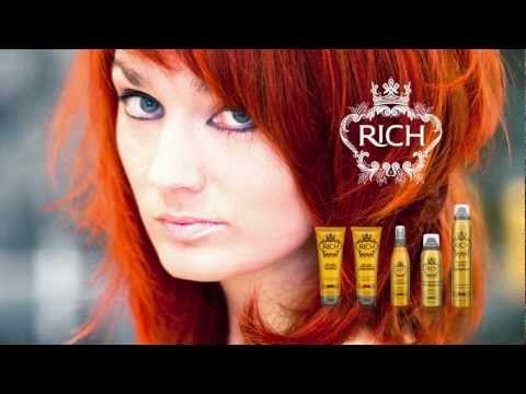 Rich Hair Care How To Get The Look - Redhead