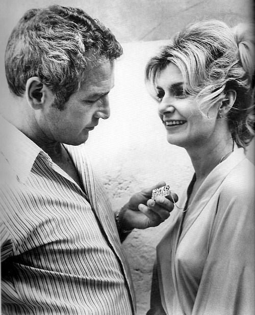 17 best images about what a love paul newman joanne for Paul newman joanne woodward love story