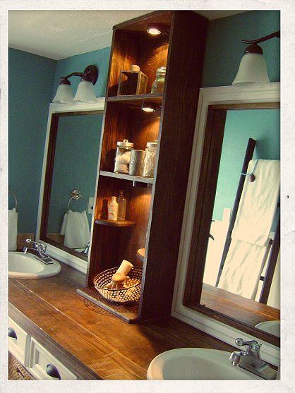 Master Suite Remodel Surprise - great bathroom ideas