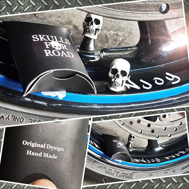 "Páči sa mi to: 42, komentáre: 4 – woOdy_MTTV (@woody_mttv) na Instagrame: ""Thnx to @skulls.for.road 💀💀 big surprise 👌 Dodatočný darček od #skullforroad 😍🔝 #thnx #bro…"""