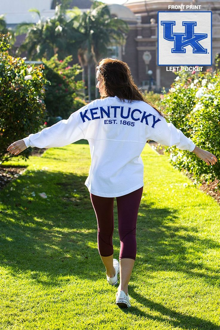 University of Kentucky® Est. 1865 - Classic Spirit Jersey®