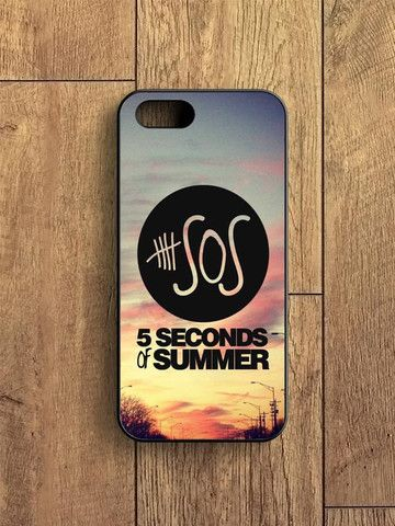 5 Second Of Summer iPhone 5|S Case
