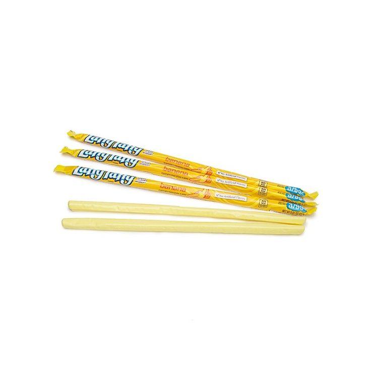 Bonbon Wonka Laffy Taffy Goût Banane - ( x2)