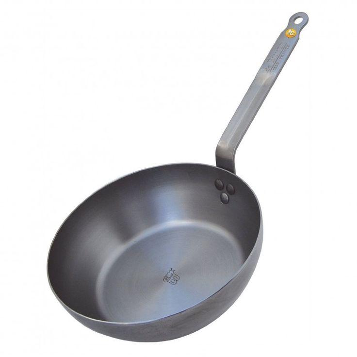 Wokpan De Buyer Mineral B 24 cm