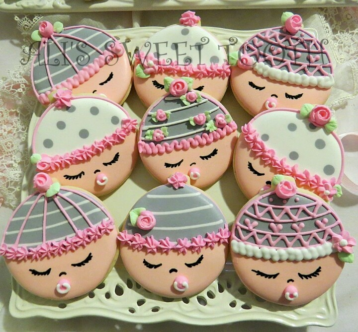 www.cakecoachonline.com - sharing....Baby cookies