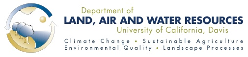 UC Davis Department of Land, Air and Water Resources