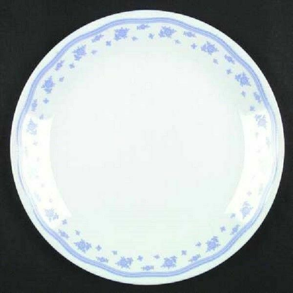 One Vintage Corning Ware Corelle Morning Blue Replacement 10 1 4