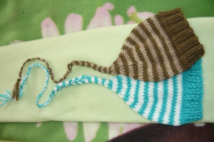 Knitting Newborn