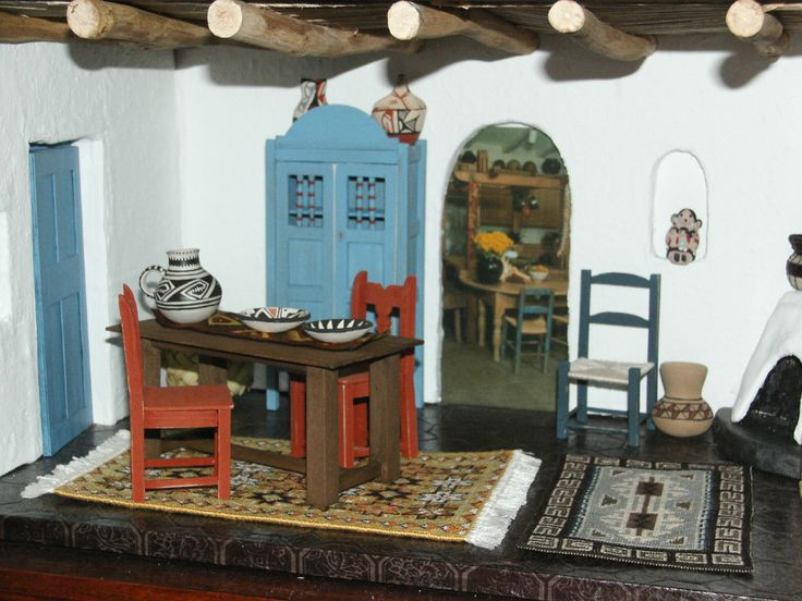 411 best dollhouse miniatures images on pinterest for Decoration 02100
