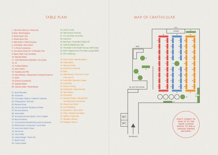 Craftacular Field Guide. Client: Folksy