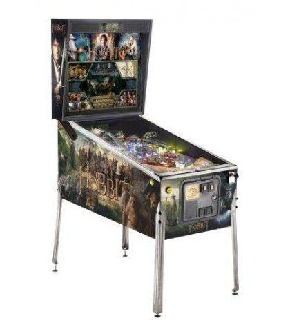 The Hobbit Standard Edition Pinball Machine