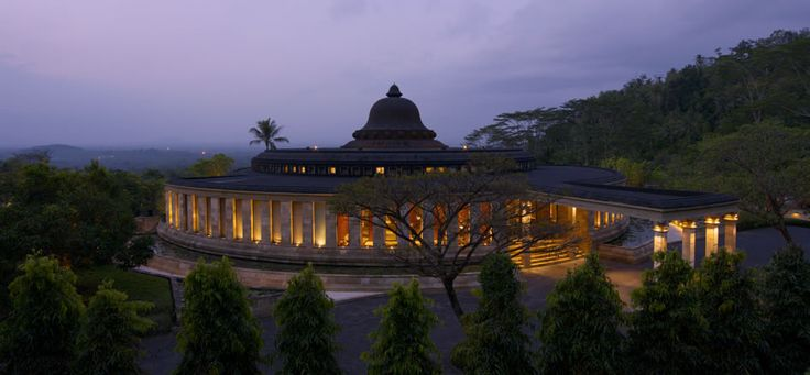 Amanjiwo Resorts, Central Java