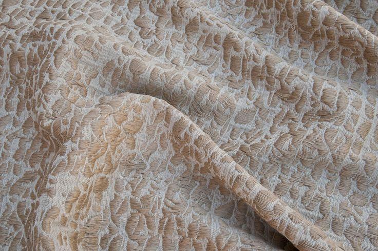 Jacquard Weave – wool and linen— Katinka Stützer