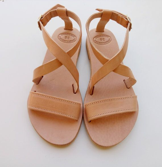 Griekse sandalen zomer sandalen sandalen woems sandalen