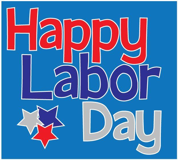 labor day clip art | Happy Labor Day Clip Art Picture