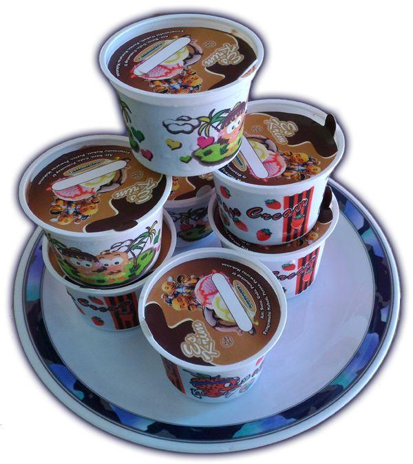 peluang usaha es krim cup modal kecil