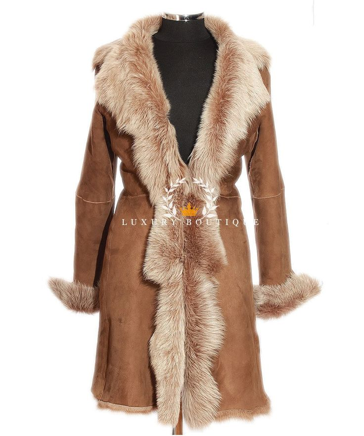 Suede & fur - love this