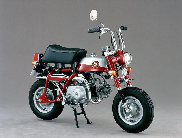 Honda Z50Z Monkey '1970–74
