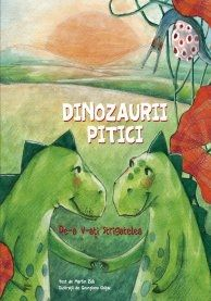 Dinozaurii pitici. Volumul I - De-a v-ati strigatelea - Martin Zick; Varsta: 3+; Dinozaurii pitici sunt altfel de dinozauri.  Ei sunt buni prieteni cu melcii și inventează împreună o mulțime de jocuri: datul pe coamă, plimbarea cu tiribomba și… jocul lor preferat, de-a v-ați strigatelea. într-o zi, pe când se jucau, l-au strigat pe micuțul Luli din zori până-n amiază, dar n-au primit niciun răspuns… Nu pierde Atacul golaurienilor! înfricoșător…