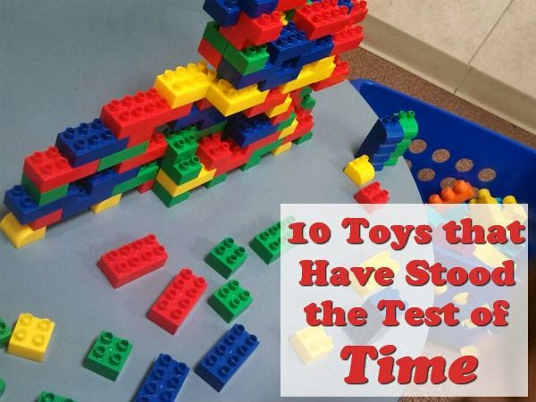 10 Toys that Have Stood the Test of Time | The Holistic Homeschooler #ihsnet