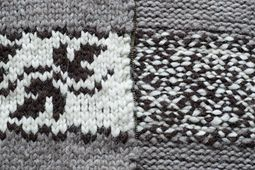 Learn Coast Salish knitting techniques and construction by creating your own Cowichan-Style Sweater.