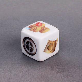 Custom dice. Ready for you to add your design. Go to BoardGamesMaker.com. #BGM #boardgame #boardgames #dicegames #dice