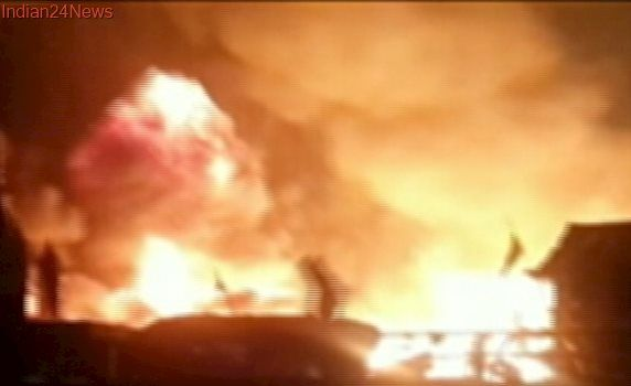Six Killed in Explosion at a Fireworks Shop in China