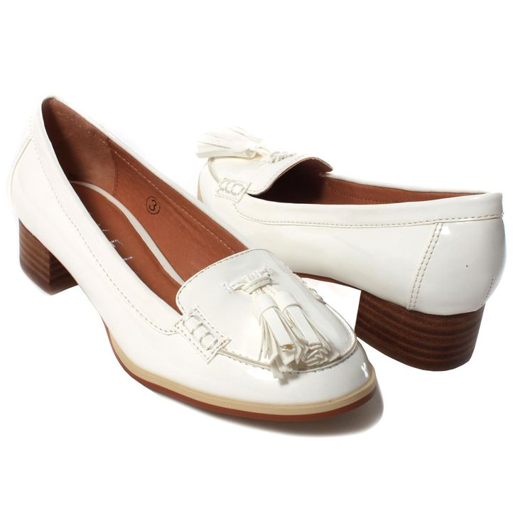 If you are looking for casual shoes for women at reasonable rates, then you have a better opportunity to make your dream come true at Mrs Marcos Store in the UK, Click here for buy: http://www.mrsmarcos.co.uk/magnolia-white-patent