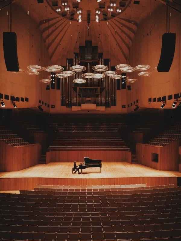 whenitallturnstodust: (via On location for a shoot with Yamaha Music Australia… #operahouse | Tim Williams Photography | VSCO Grid) Sydney Opera House stage