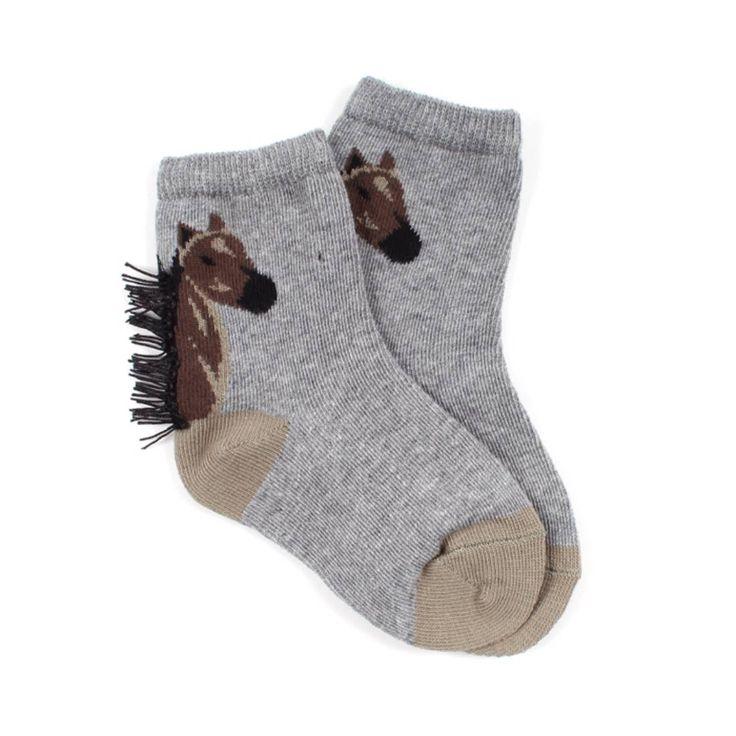 Stella McCartney Horse Socks